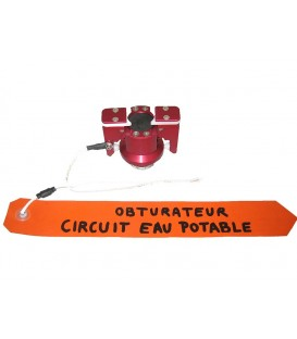 OBTURATEUR EAU POTABLE A380