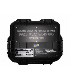MALETTE PANOPLIE CANON PERCAGE FT 285706