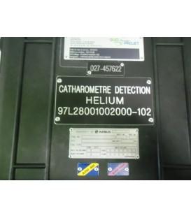 CATHAROMETRE DETECTION HELIUM