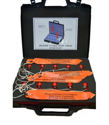 OUTIL EXC1633552 - BOUCHON POTABLE WATER CABINE
